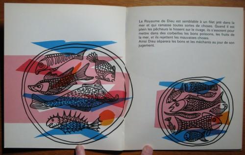Le Royaume de Dieu pousse comme un arbre, A.M.Cocagnac, Editions du Cerf, 1967, Les Albums de l'arc-en-ciel, n°24.
