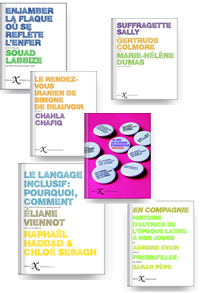 Editions iXe Direction Oristelle Bonis