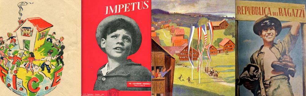 L'internationale des Républiques d'enfants (1939-1955)