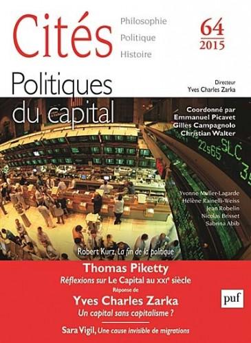 CITES - PHILOSOPHIE POLITIQUE HISTOIRE