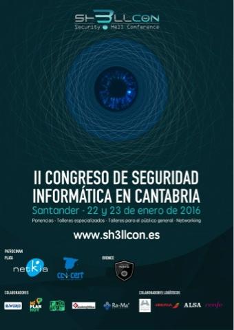 II CONGRESO DE SEGURIDAD INFORMÁTICA EN CANTABRIA
