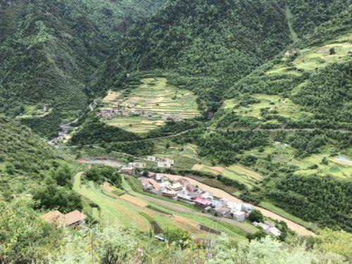 The Siyuewu village