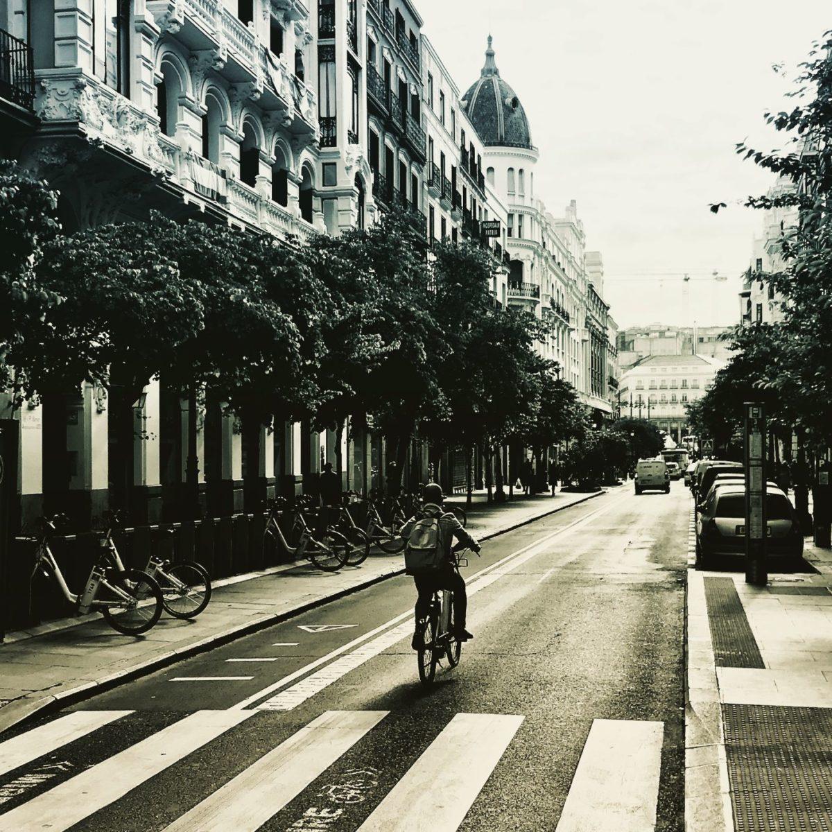 Madrid, a capital do mundo hispânico