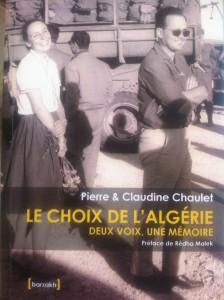 Le choix de l'Algérie