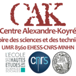 Le site du Centre Alexandre-Koyré