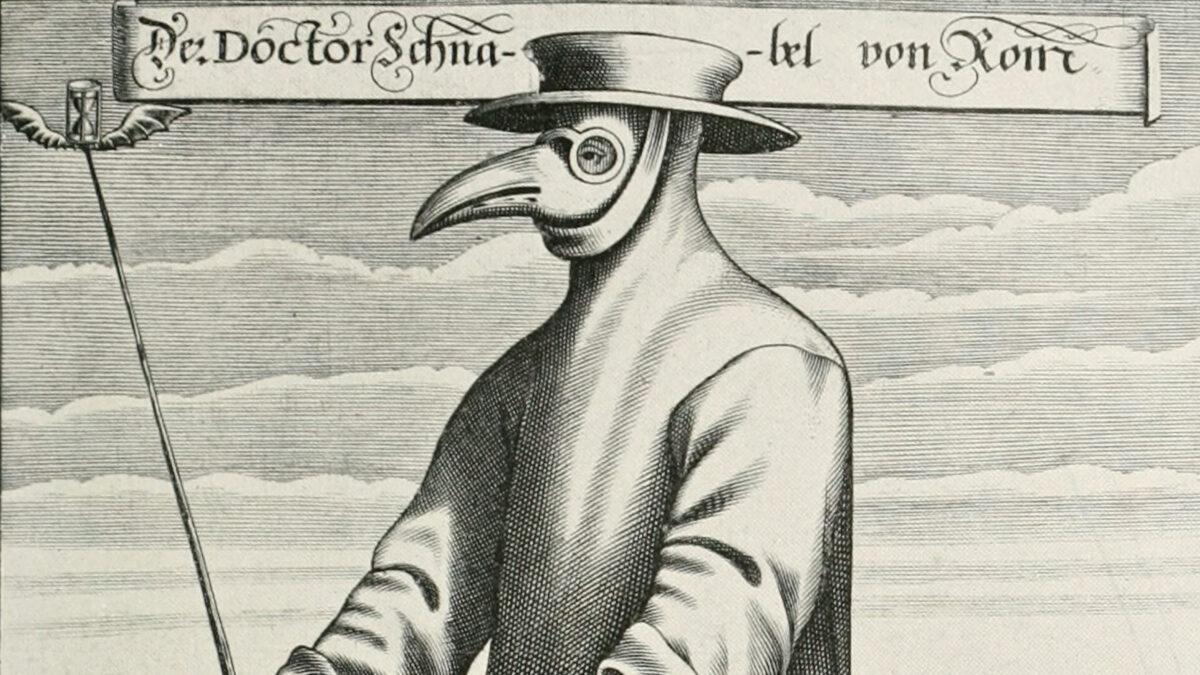 La parole à la science #PodcastCNRS : « Depuis quand porte-t-on des masques de protection ? » avec Marie Thébaud-Sorger