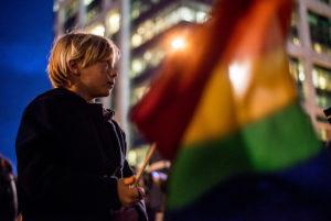 """Ph: """"Marcha por la Diversidad / Uruguay 2015"""" By Lucñia Prieto / Facción Latina. 2015. CC: BY-NC-SA 2.0. Url: https://www.flickr.com/photos/faccionlatina/21817725555"""