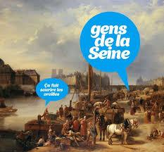 Gens de la Seine : Parcours sonore
