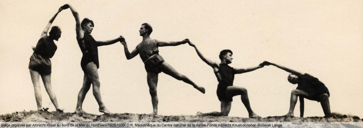 Doctorants en danse