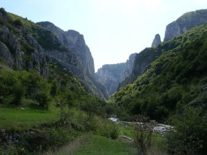 Cheile Turzii, Transylvania