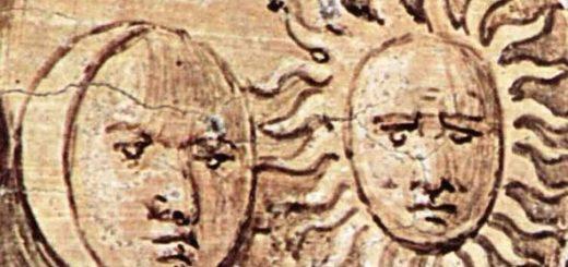 Giorgione - Luna, Sole