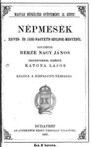 Magyar népköltési gyűjtemény vol. 9