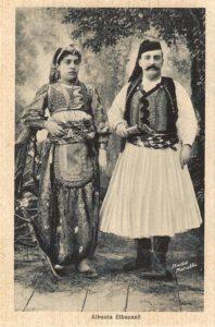 Albanian couple