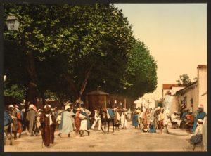 Marché de Blida