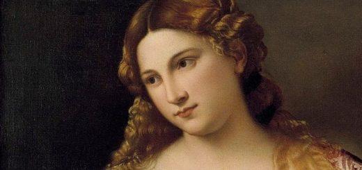 Flora / Tziano Vecellio