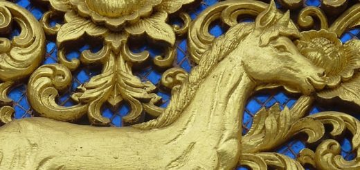 Le cheval d'or