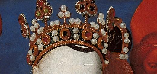 Reine de beauté / Jean Fouquet