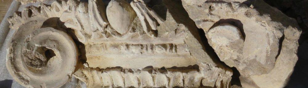 Le grand temple de Narbonne