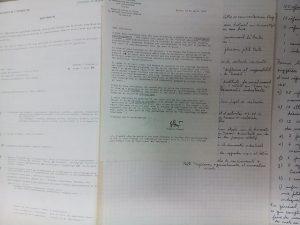 """Dossier sur l'enquête """"Sociologie de l'autogestion"""" (Article 119, 1971)"""