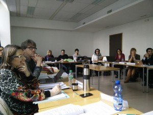 Le jury au travail à Lyon