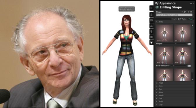 Les avatars jouables des mondes numériques : préface par Alain BERTHOZ