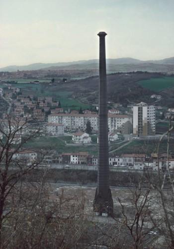 Cheminée Marrel (Didier Gourbin © Région Rhône-Alpes, Inventaire général du patrimoine culturel, 2010, ADAGP).