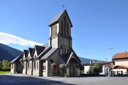 Eglise de Chedde