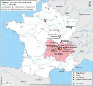 André Céréza © Région Auvergne Rhône-Alpes, Inventaire général du patrimoine culturel, 2016 – ADAGP
