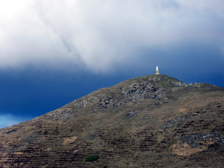 Saint-Alyre-ès-Montagnes (Puy-de-Dôme). Statue de la Vierge, dite Notre-Dame de l'Écire