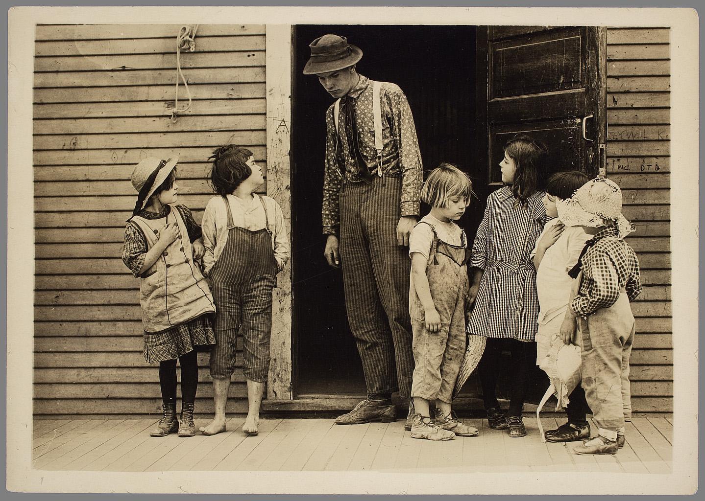 Sidney A. Franklin, Little Schoolma'am. Coll. Cinémathèque française. D.R.