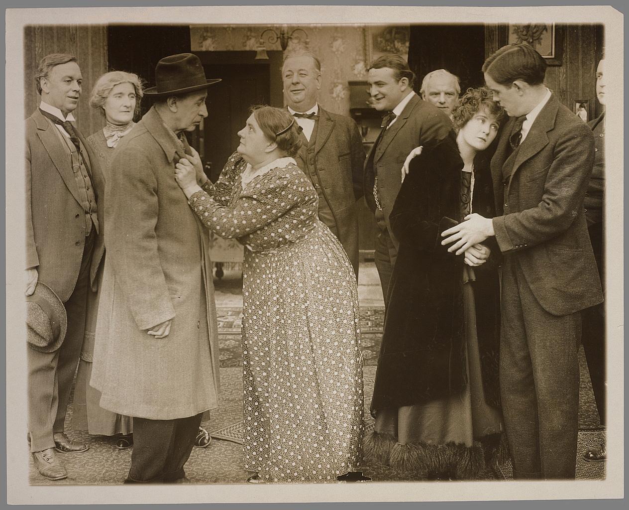 Photo 9 : idem. A chaque femme son homme. D.R.