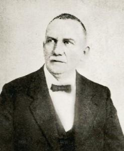 Portrait de J. Knauth. S.n., s.d. (Fondation de l'Œuvre Notre-Dame, Strasbourg)