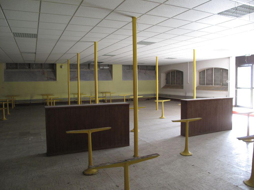 Sous-sol du réfectoire, vue générale de la salle à manger jaune, auteur : Clémentine Albertoni, 2012 ( (c) DRAC Alsace)