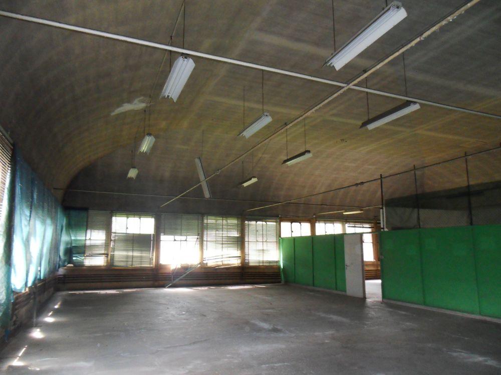 Rez-de-chaussée du réfectoire, grande salle côté Est, auteur : Claire Hirstel, 2013 ( (c) DRAC Alsace)