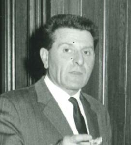 Jean Dumas, Conservateur régional des bâtiments de France en Alsace, à partir de 1964 (© DRAC Alsace)