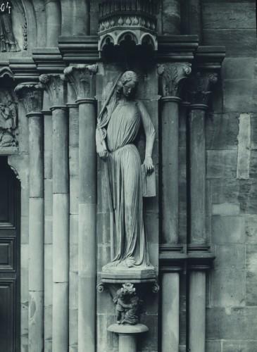 L'Église, moulage, 1940 (Denkmalarchiv, DRAC Alsace)