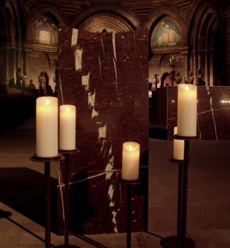 Le mobilier actuel. Cliché : Olivier Munsch (DRAC Alsace)