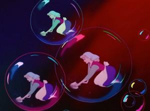Mickey-cache-Cendrillon
