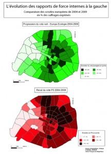 Les enjeux électoraux et géopolitiques du scrutin régional à Paris et en Île-de-France (par Matthieu Jeanne, mars 2010)