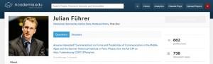 """Call for Paper der Sommeruniversität """"Formen und Möglichkeiten mittelalterlicher Kommunikation"""" am DHIP im Juli 2013"""