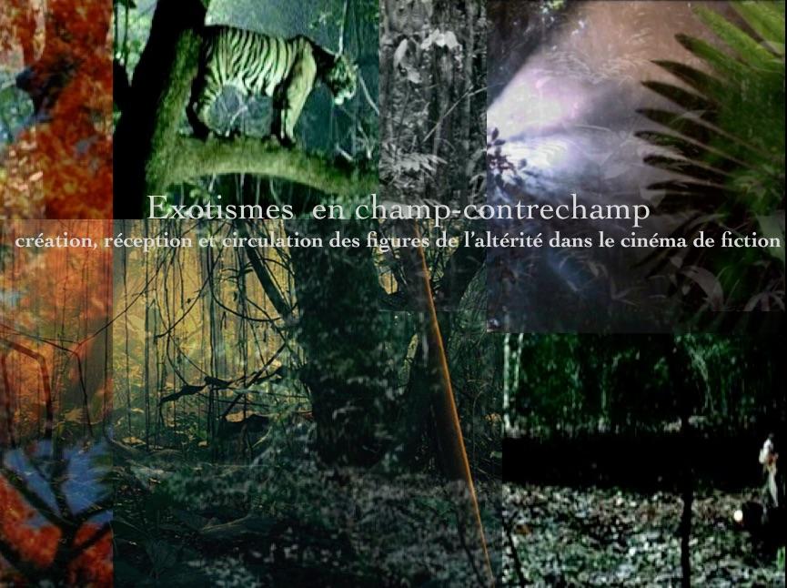 Exotismes en champ-contrechamp