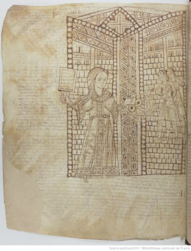 Ms. latin 7900, f. 132 v.