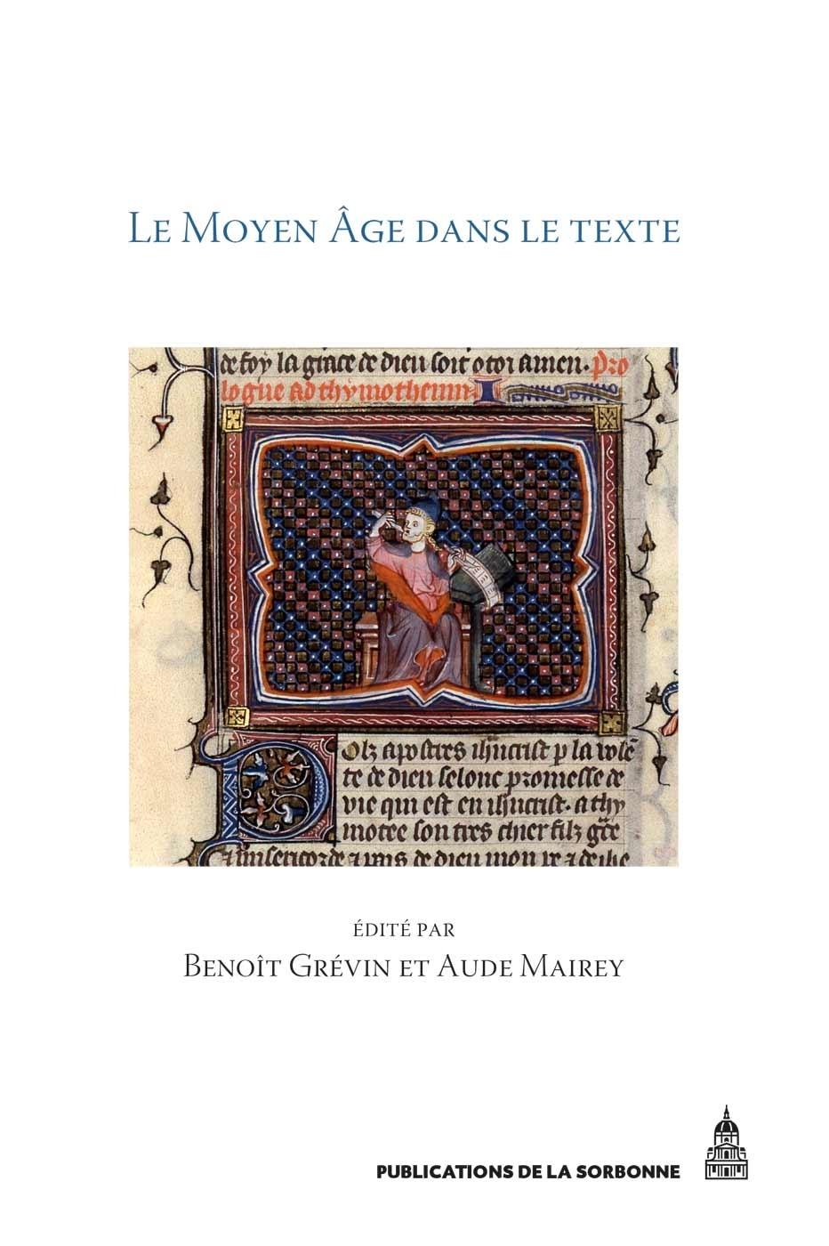 CEHTL : Cahiers électroniques d'histoire textuelle du LaMOP