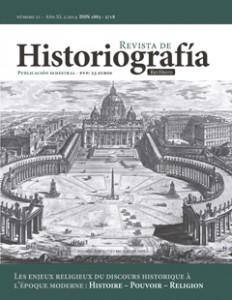 Revista de Historiografía (RevHisto). Nº 21