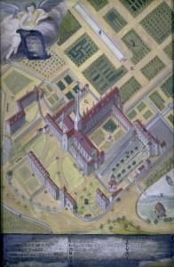 Plan_Port-Royal-des-Champs