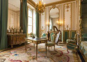 Cabinet doré à Versailles. © Château de Versailles / Christophe Fouin