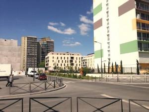 Rénovation in situ, à Clichy-sous-Bois (crédits : Rémi Habouzit, 2014)