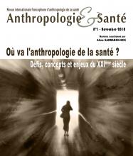Anthropologie & Santé – Numéro 1