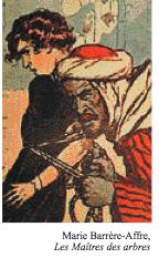 L'Arabe et la Femme blanche