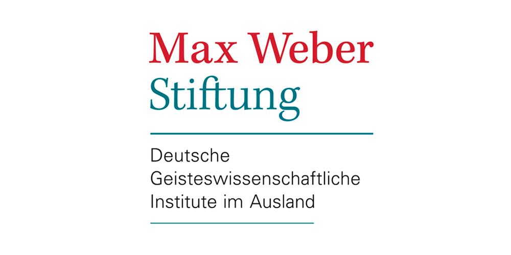 Logo Max Weber Stiftung